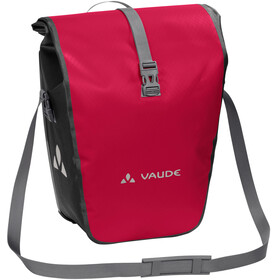 VAUDE Aqua Back Cykeltaske Single rød/sort
